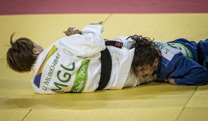 Sarah Menezes judô (Foto: Marcio Rodrigues/MPIX/CBJ)