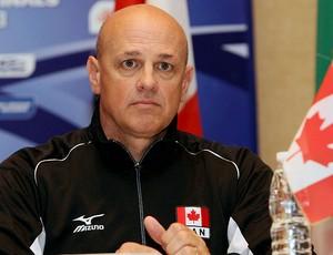 vôlei Glenn Hoag, do Canadá  (Foto: FIVB)