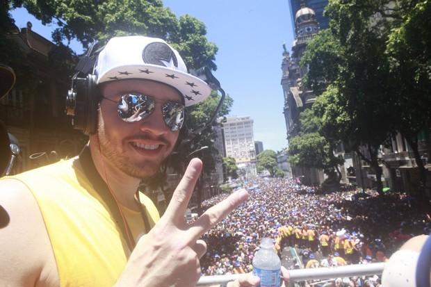 Rodrigo Godoy (Foto: Isac Luz / EGO)