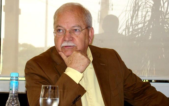 Delair Dumbrosck Flamengo (Foto: Globoesporte.com)