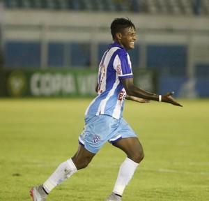 Rodrigo Andrade deve ser mantido no time titular do Paysandu (Foto: Akira Onuma/O Liberal)