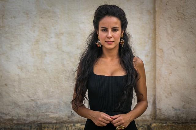 Andreia Horta (Foto: Paulo Belote/ TV Globo)
