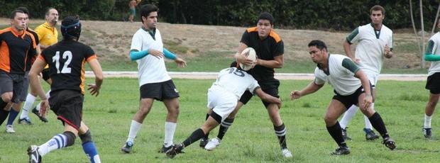 Guerreiros Korubo e Grua serão o representantes de Manaus na  competição (Foto: Gurreiros Korubo Divulgação)