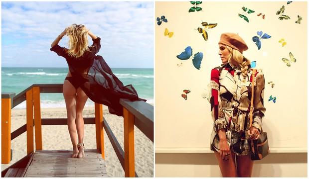Julia Faria em Miami (Foto: Reprodução/Instagram)