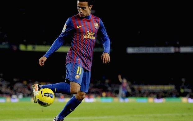 Thiago Alc&#226;ntara Barcelona (Foto: Getty Images)