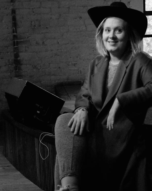 A cantora Adele (Foto: Instagram)