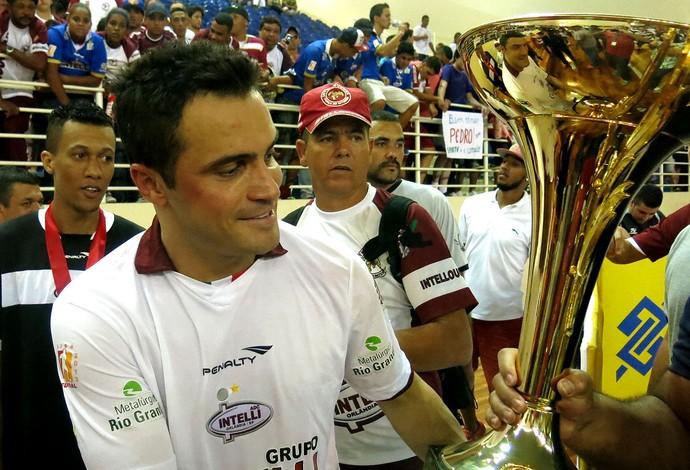 falcão orlândia concórdia liga futsal (Foto: Flávio Diláscio)