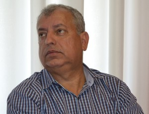Ricardo Bezerra, vice-presidente de futebol do América-RN (Foto: Jocaff Souza)
