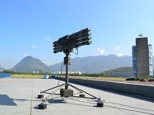 Radar anti-mísseis protege nesta quinta-feira (14) evento mundial de possíveis ataques (Foto: (Foto: Brigada de Artilharia Antiaérea/Divulgação))