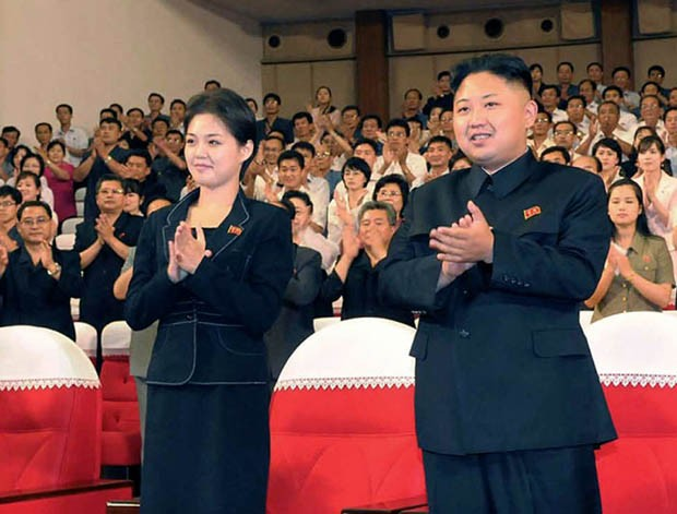 kim jong un (Foto: Korean Central News Agency via Korea News Service/AP)