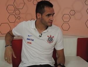 Renato Augusto Corinthians Bem, Amigos (Foto: David Abramvezt)