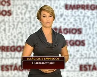 Estágios e Empregos, Marilene Soares traz vagas (Foto: Reprodução: Bom Dia Rio)