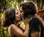 Gabriel Leone e Giullia Buscacio em cena de 'Velho Chico' | Inácio Moraes/Gshow