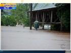 Após chuva, RS contabiliza estragos em quase todas as regiões do estado