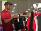 Lojistas de Cuiabá preveem 'leve' aumento de venda no Dia dos Pais