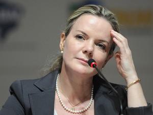A ministra da Casa Civil, Gleisi Hoffmann, defende ações contra crack com prefeitos (Foto: Fábio Pozzebom/ABr)