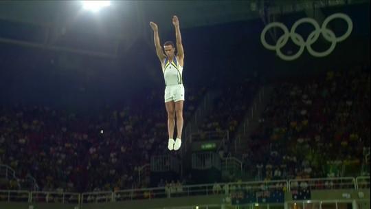 Brasileiro erra e é eliminado na 15º posição na estreia do país nos Jogos