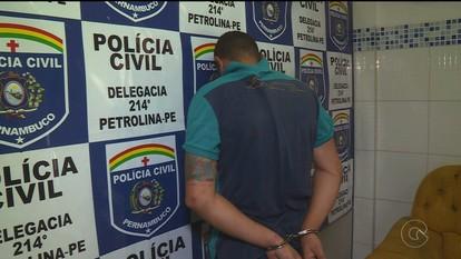 Homem apontado como líder do tráfico de drogas em Lauro de Freitas é preso em Petrolina