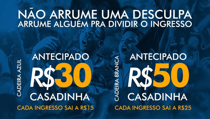 """Confiança promove """"casadinha"""" para jogo contra o Botafogo-PB (Foto: Divulgação/ADC)"""