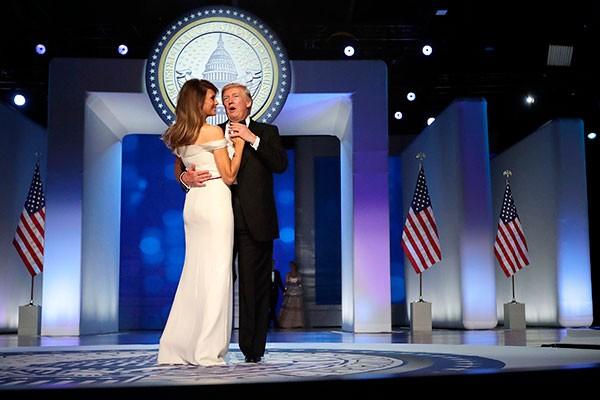 Donald e Melania Trump (Foto: Getty Images)