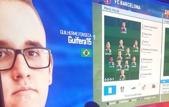 Brasil em Cardiff: GuiFera é terceiro em seletiva e vai ao Mundial de PES