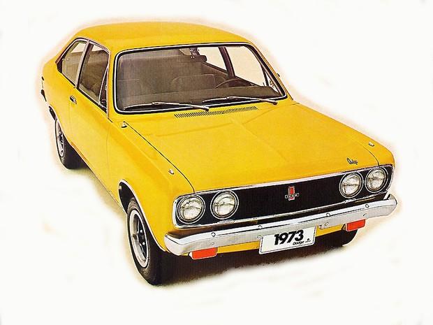 Dodge 1800 1973 (Foto: Divulgação)