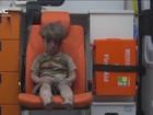 Imagem de menino ferido vira novo símbolo da guerra na Síria