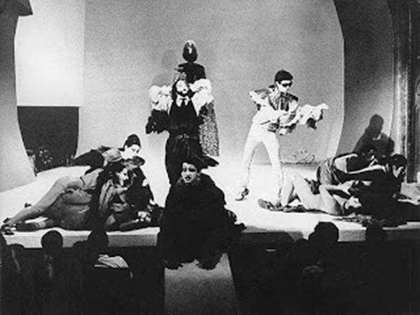 Em 1968, a encenação de 'Roda Viva' foi proibida pela censura (Foto: Divulgação)