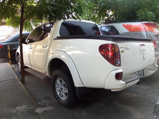 Grupo tinha carro de luxo comprado com dinheiro obtido do tráfico, diz polícia (Foto: TV Verdes Mares/Reprodução)