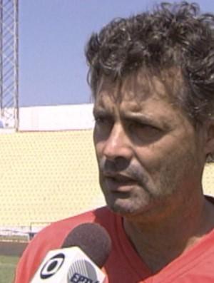 José Mário Crispim retorna ao Botafogo (Foto: Reprodução / EPTV)