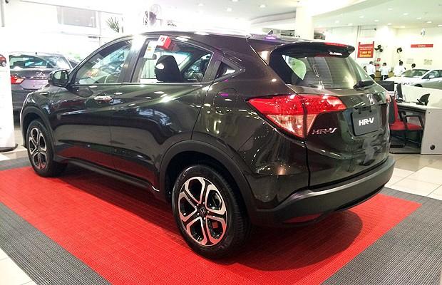 Honda HR-V tem espera nas lojas (Foto: Autoesporte)