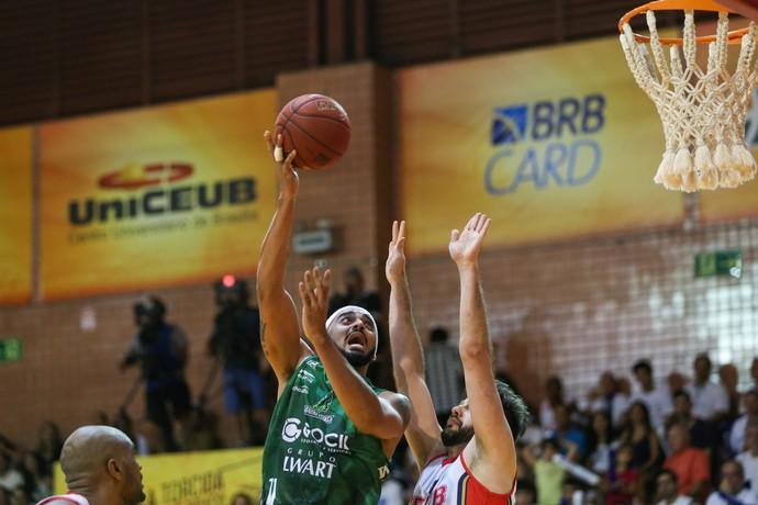 Brasília x Bauru Jefferson Giovannoni (Foto: Caio Casagrande / Bauru Basket)