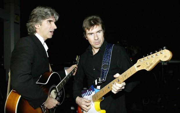 Damon Hill musico (Foto: Getty Images)