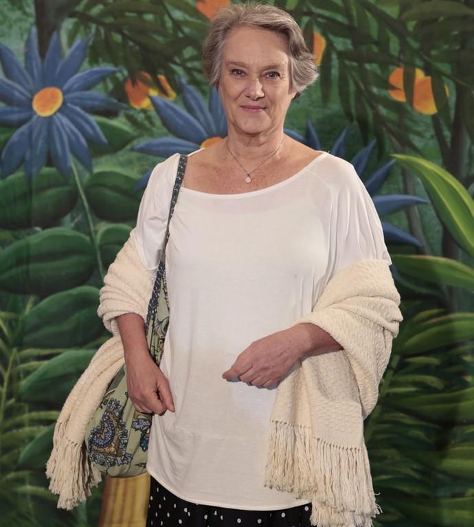 Selma Egrei desempenhou incrivelmente o papel da centenária Encarnação (Foto: Felipe Monteiro/ Gshow)