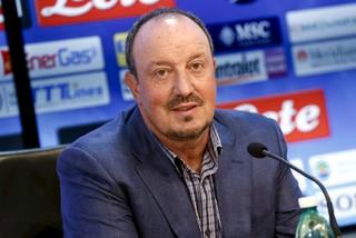 Rafa Benítez técnico Napoli (Foto: Reuters)