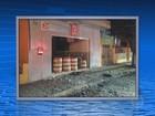 Em São Vicente Férrer, PE, grupo explode dois caixas eletrônicos