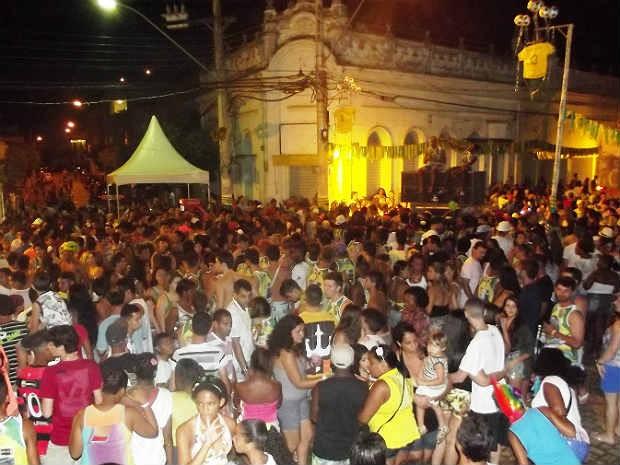 Carnaval 2014 Recreio Minas Gerais (Foto: Leonardo Ribeiro / Divulgação)