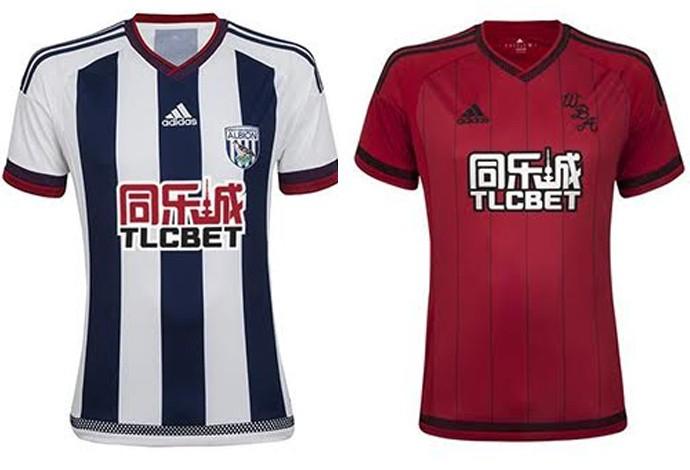 Veja as camisas de todos os times do Campeonato Inglês 2015 2016 ... 7d0539711466d
