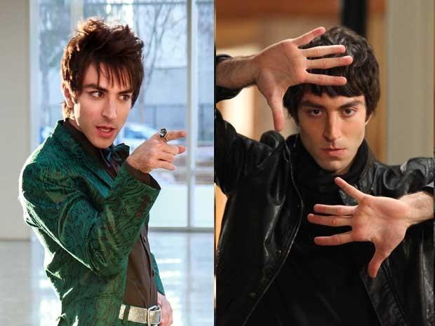 Shin e Chang: gêmeos bem diferente (Foto: Aline Kras e Carol Caminha)