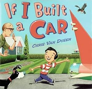 """Livro """"If I Built a Car"""" (Foto: Reprodução)"""