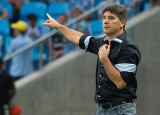 Renato Gaucho Grêmio (Foto: Vinicius Costa  / Agência Estado)