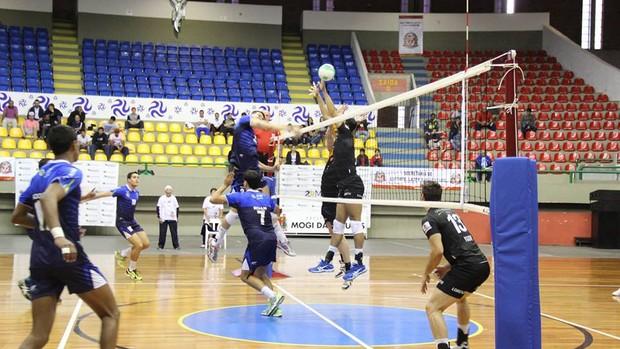 São Bernardo x São José dos Campos Jogos Abertos 2013 Mogi das Cruzes (Foto: Thiago Fidelix / Globoesporte.com)