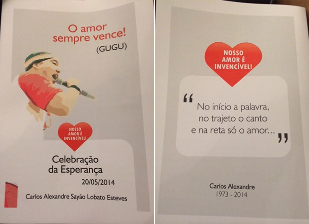 Ego Roberto E Erasmo Carlos Vão à Missa De Sétimo Dia De Alexandre