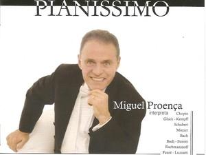 Miguel Proença - Capa de seu novo CD Triplo (Foto: Reprodução/ João Alves Veiga)