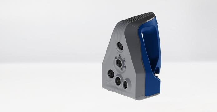 Space Spider, scanner 3D projetado para operar no espaço (Foto: Divulgação/Artec)