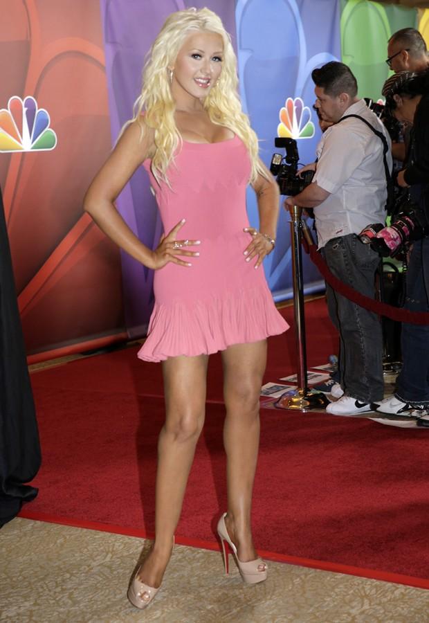 Christina Aguilera (Foto: AP Exchange)