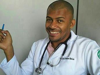 O médico Cícero Pereira Batista, de Brasília (Foto: Cícero Pereira/Arquivo Pessoal)