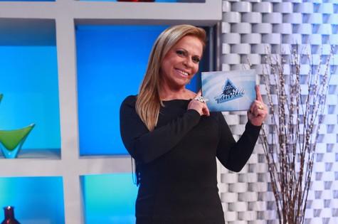 Christina Rocha, apresentadora do 'Casos de família' (Foto: Divulgação)