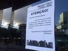 Paralisação de vigilantes fecha biblioteca dos Barris em Salvador
