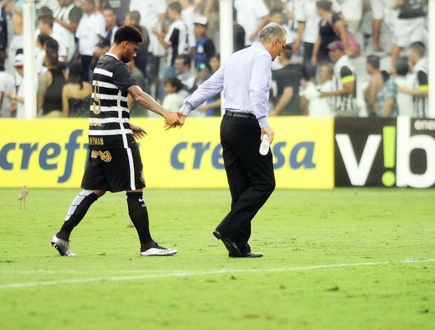 André Tite Santos x Corinthians